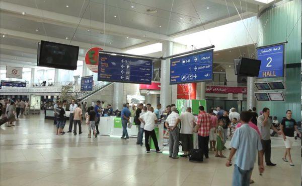 Location de voiture Aéroport d'Alger